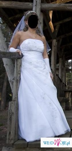 Suknia ślubna ''Ivett'' MS Moda