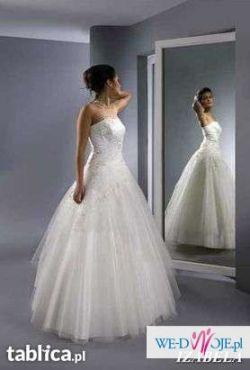 Suknia ślubna Izabela Igar