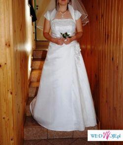 suknia slubna izolda