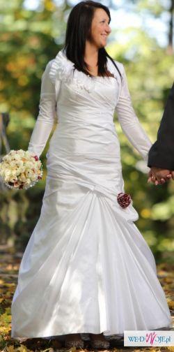 Suknia Ślubna jak nowa !