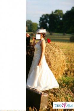 Suknia ślubna jak nowa!