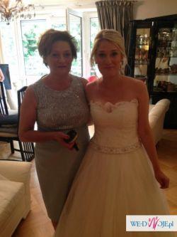 suknia ślubna: jedyna w swoim rodzaju