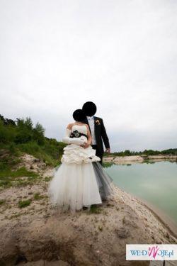 Suknia ślubna JEDYNA! WYJĄTKOWA! GIOVANNA 2010/2011