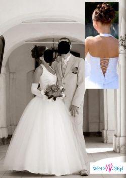 Suknia ślubna- jedyny taki wzór