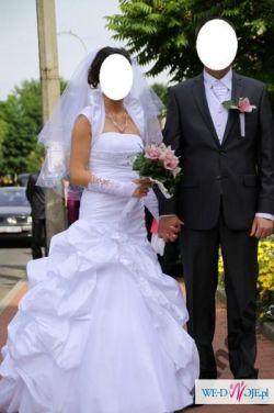 Suknia ślubna JENIFFER, kolekcja 2011