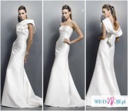 Suknia ślubna Jesus Peiro 1002 - kolekcja 2012, roz. 38, dla wysokiej dziewczyny