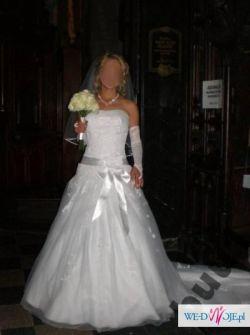 Suknia ślubna Jolie z kolekcji Mon Cheri!