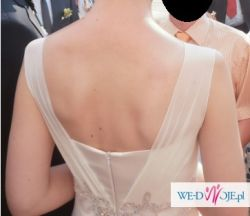 Suknia ślubna Julia Rosa 38 ecru