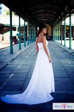 Suknia ślubna Julia Rosa 836