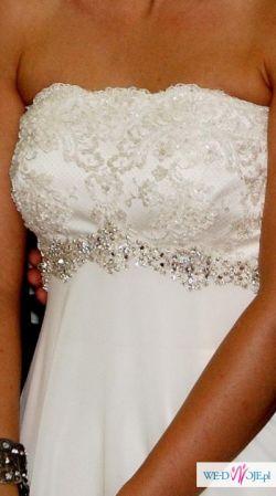 Suknia ślubna Julia Rosa model 836!