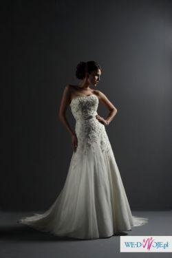 Suknia ślubna Justin Aleksnder 8471