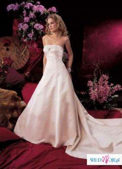 suknia ślubna Justin Alexander 8184 rozm 38