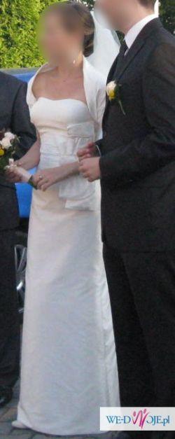 Suknia ślubna Justin Alexander 8524