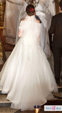 Suknia ślubna Justin Alexander 8535 8546