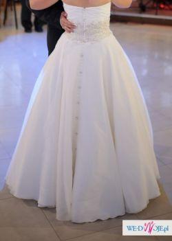 Suknia Ślubna Justin ALexander 8609