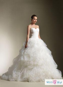Suknia ślubna Justin Alexander 8612 sprzedam !