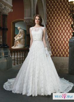 Suknia ślubna Justin Alexander 8714