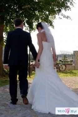 suknia ślubna Justin Alexander model 8480 roz. 10 lub 38