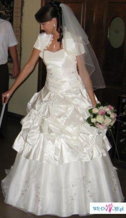 9f008ea2b2 suknia ślubna Karina - Suknie ślubne - Ogłoszenie - Komis