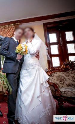 Suknia ślubna Karina model PRIAM