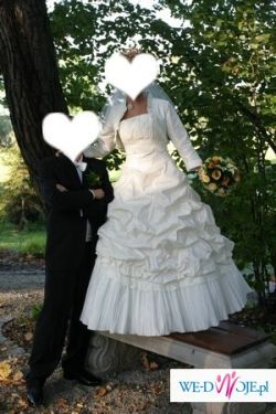 "suknia ślubna""KASANDRA"""