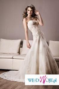 Suknia ślubna Kate Annais Bridal tanio!