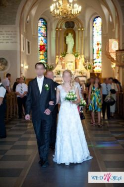 suknia ślubna keadry nabla