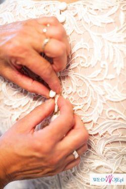 Suknia ślubna Keira Gala 2015 ecru