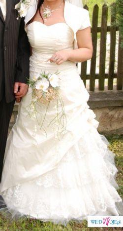 Suknia ślubna Kiara 600zł