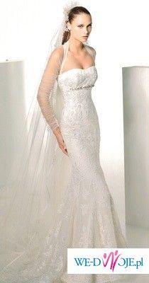 Suknia Ślubna - KOLEKCJA 2009