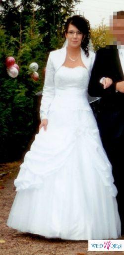 Suknia ślubna kolekcja 2009 model DALIA