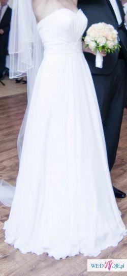 Suknia ślubna kolekcja Herm's - Piedad