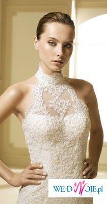 Suknia ślubna - Kolekcja La Sposa 2008 Manacor
