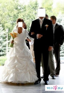 Suknia Ślubna kolekcji Justin Alexander
