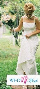 Suknia Ślubna koronkowa jednoczęściowa