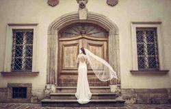 Suknia ślubna Kraków - Madonna - Berta Bridal