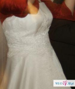 !!!!!!!!!Suknia Ślubna Kryształki Swarovskiego !!!!!!!