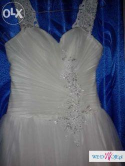 Suknia ślubna - KSIĘŻNICZKA