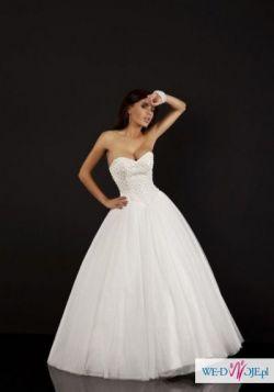 Suknia ślubna księżniczka BROADWAY rozm.36-38