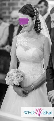 Suknia ślubna La Lucienne model KENDRA r.40