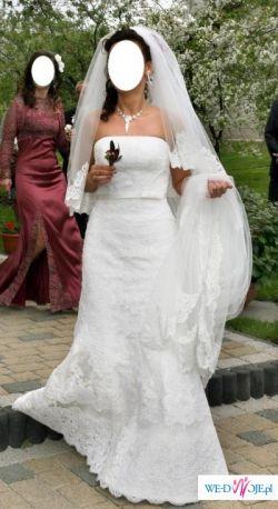 Suknia ślubna LA SPOSA 2008 model MELODIA