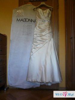 Suknia ślubna LA SPOSA FANAL 34/36 ! HIT !