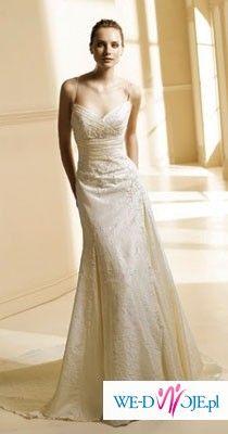 Suknia Ślubna La Sposa Miel