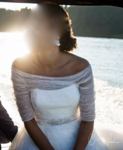 Suknia ślubna La Sposa model Esien r.36/38 * Pronovias