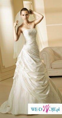 Suknia ślubna LA SPOSA model Micenas