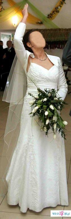 suknia ślubna - la sposa - model miel
