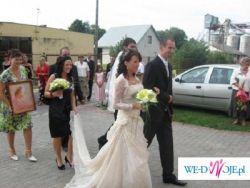 suknia slubna la sposa model sandalo