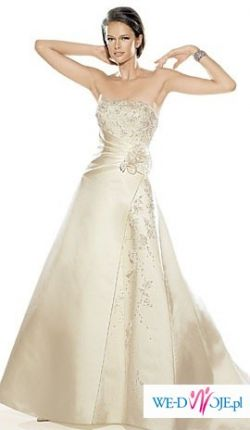 Suknia ślubna LA SPOSA SARRIA