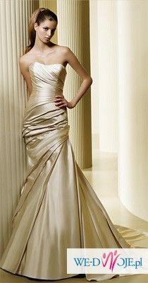 Suknia ślubna La Sposa z salonu Madonna w Katowicach / SPRZEDAM