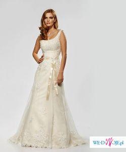 Suknia ślubna Lareth (kolekcja HERM'S) z salonu MADONNA